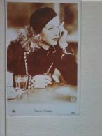 Cart -  Greta Garbo. - Cinema