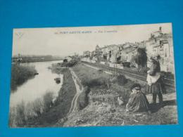 47 ) Port-saint-marie - N° 10 - Vue D'ensemble   - Année   - EDIT - Perret - France