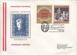 Austria Airmail Cover     Stamps     (Z-7467) - 1945-.... 2nd Republic