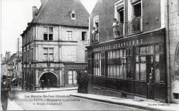 LUXEUIL-les-BAINS - 70 Haute Saone    Brasserie Luxovienne      -Q- - Luxeuil Les Bains