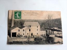 Carte Postale Ancienne : CHANTONNAY : Moulin Du Pont-Charron , Animé - Chantonnay
