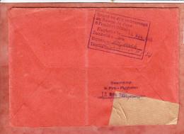 Luftpost, MiF Heuss, Ab Frankfurt-Hoechst, Beschaedigt In Ffm-Flughafen Eingegangen, Nach Scotia USA, 1960 (68918) - [7] Repubblica Federale