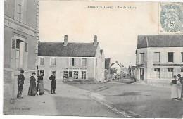 DORDIVES - Rue De La Gare - Dordives