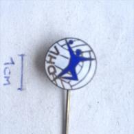 Badge / Pin ZN000978 - East Germany (Deutschland) Handball Federation - Pallamano