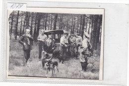 1079 Soviet Russia Military Hunters - Guerra, Militari