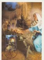 Australia-2000 Christmas,45c Mother And Child  Maximum Card - Cartes-Maximum (CM)