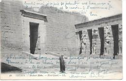 EGYPTE - THEBES - Medinet Habu - Egypt