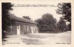 ILE D´OLERON SAINT-TROJAN PREVENTORIUM LANNELONGUE L'ALLEE CENTRALE - Ile D'Oléron