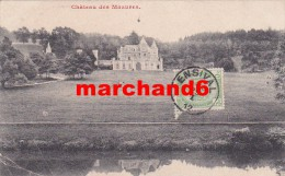 Belgique Liège Popinster Chateau Des Mazures Cachet Ensival - Pepinster
