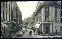 Cpsm Du 92 Nanterre Rue Du Chemin De Fer   PZ8 - Nanterre