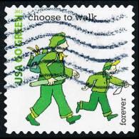 Etats-Unis / United States (Scott No.4524e - Allons Vert / Go Grenn) (o) - Verenigde Staten