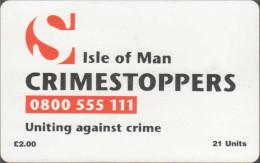 Isle Of Man - GPT - MAN-115 - Ver. Königreich