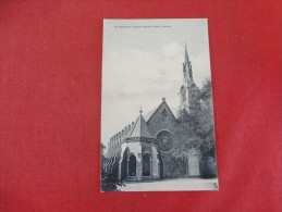 Pakistan   Karachi-- Tuck Series-- St Andrews Church -ref 1626 - Pakistan