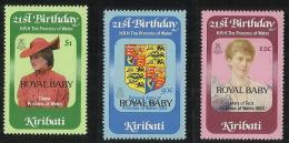 Kiribati 1982 Royal Baby MNH - Kiribati (1979-...)