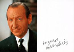 AK Bundespräsident Kurt Waldheim Österreich St. Andrä-Wördern Politiker ÖVP Wien President Politik Politics - Persönlichkeiten