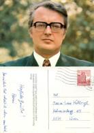 AK Josef Taus ÖVP Wien Österreich Politiker Politician Österreichische Volkspartei Austria Autriche Wahl Elections - Parteien & Wahlen