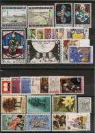 BELGIQUE Années 1968/70 Lot Tous**