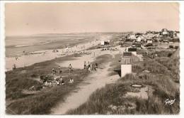 14 - COLLEVILLE-MONTGOMERY (Calvados) - La Plage - éd. Artaud Gaby N° 1 - Tampon Commémoratif 6 Juin 1944 - France