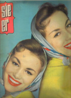"""Revue Ancienne 1955 """"Sie Und Er"""" N° 18 - Hobbies & Collections"""