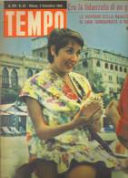 "Revue Ancienne 1954 ""Tempo"" N° 35 - Cinéma"