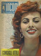 "Revue Ancienne 1954 ""Incom"" N° 28 Sophia Loren - Cinéma"