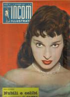 "Revue Ancienne 1954 ""Incom"" N° 49 Silvana Pampanini - Cinéma"