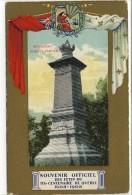 Carte Postale Ancienne Québec - Fêtes Du IIIe Centenaire 1908. Monument Jacques Cartier - Autres