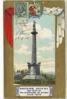 Carte Postale Ancienne Québec - Fêtes Du IIIe Centenaire 1908. Monument Des Braves - Autres