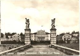 FRIULI - CODROIPO - PASSARIANO  (UDINE ) -Palazzo Conti Manin - Udine