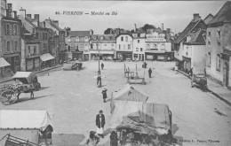 18 - VIERZON - Marché Au Blé. - Vierzon