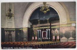 Interior, Jewish Synagog, Pittsburg PA - Pittsburgh