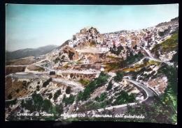 CERVARA DI ROMA - ALTIT. 1100 - PANORAMA DALL´AUTOSTRADA - Italia