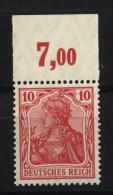 D.R.86 Ia,OR P,xx,erhöht Gep. - Deutschland