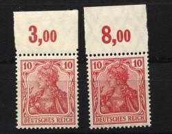 D.R.86 Ia,Ib,OR P,bügig,xx,gep.  (4210) - Deutschland
