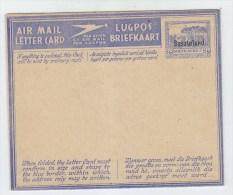Basutoland AEROGRAMME MINT - Basutoland (1933-1966)