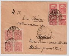 Estland, 1920, Bedarfs-Brief, Einheiten!  S809 - Estland