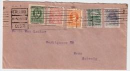 Estland, 1920, Ausland-Brief  S810 - Estland