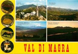 VAL DI MAGRA     MULTIVUE - Italie
