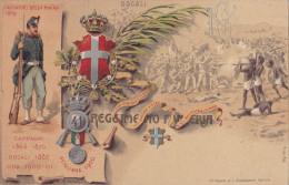 41° REGGIMENTO FANTERIA VG   2 SCANN. AUTENTICA 100% - Regimente