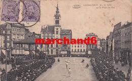 Belgique Liège Tancrémont Chateau Del Marmol Cachet Ensival - Pepinster
