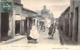 Algérie - Tlemcen - Rue De Mascara - Tlemcen