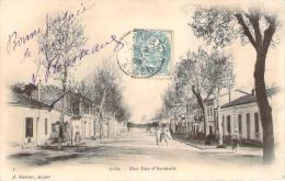 Algérie - Arba - Rue Duc D'Aumale - Algérie