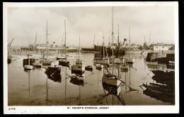 Cpa De Jersey   St Helier's Harbour     PZ10 - Jersey