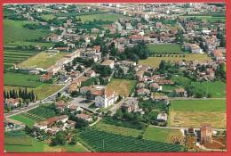CARTOLINA NV ITALIA - VOLPAGO DEL MONTELLO (TV) - Veduta Aerea - 11 X 16 - Treviso