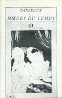 """Livre érotique """"Moeurs Du Temps"""" De 96 Pages (photos Nus , Poses Osées , Etc ...) - Dimensions : 12,5 Cm / 20,5 Cm - Autres"""
