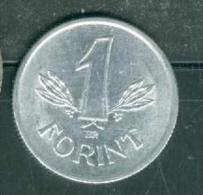 HONGRIE 1 Forint 1989. Pia9103 - Hungría