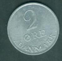 Denmark 2 Ore 1970 - Pia9211 - Denmark