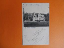 ECAUSSINNES-Le Château De La Folie. - Ecaussinnes