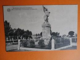 MARCHE-LEZ-ECAUSSINNES-Monument Des Combattants Et Déportés. - Ecaussinnes