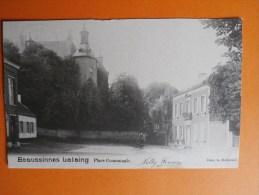 ECAUSSINNES LALAING-Place Communale. - Ecaussinnes